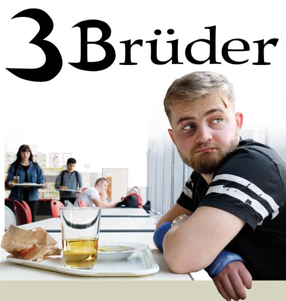 Plakatmotiv 3 Brüder Film